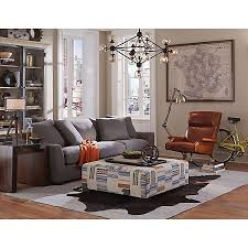 Abbott Collection Fabric Furniture Sets Living Rooms