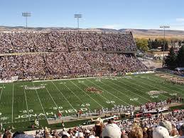 Wyoming Cowboys Stadium Seating Chart Wyoming Football Games Wyoming Football College Football