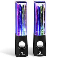 awesome computer speakers. soundsoul fountain dancing bluetooth speakers awesome computer