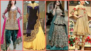 Party Gown Designs 2018 Designer Dresses Party Wear 2018