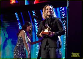 Maluma Rosalia Win Big At Latin Grammy Awards 2018 Photo