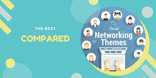 Top 5 Wordpress Social Network Themes
