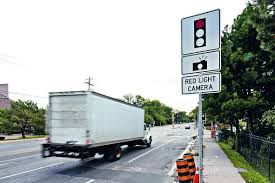 Alberta Red Light Ticket Torontos Red Light Cameras Catch A Record Number Of Red