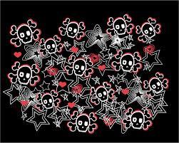 cute skeleton wallpaper