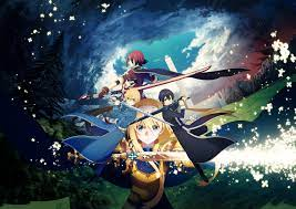 2560x1440 Sword Art Online Alicization ...