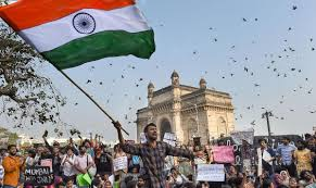 Smells like teen spirit: On Republic Day, young people in India define  patriotism