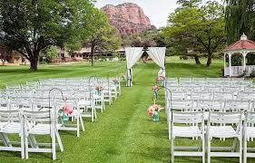 Sedona Az Wedding Venues Poco Diablo Resort Arizona