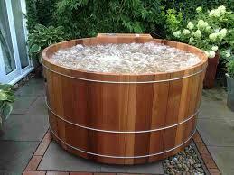diy cedar hot tub kit