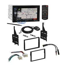 sony car stereo sony car radio stereo dash kit wire harness antenna for 2005 2006 nissan altima
