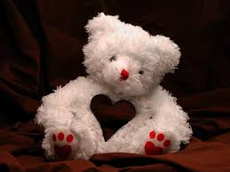 valentine s teddy bear wallpaper valentines day holidays wallpapers