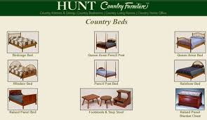 Made in USA Hunt Country Furniture