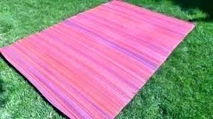 purple outdoor rugs rug new reversible pink and green