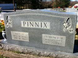 Rachel Florence Rhodes Smithey Pinnix (1889-1988) - Find A Grave Memorial