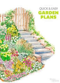 BHG Garden Plans For You  Garden Design IdeasBhg Container Garden Plans