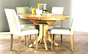 dining tables round extending expandable round dining table modern round modern dining table expandable mid century