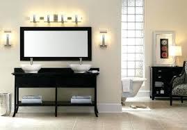 above mirror lighting bathrooms. Bathroom Lights Above Mirror Placement Of Over Light In Lighting Ideas . Bathrooms E
