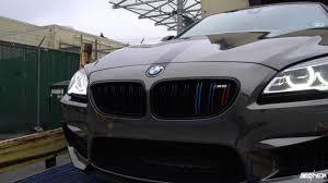 Coupe Series black bmw m6 : BMW M6 Grand Coupe Black Chrome Wrap || MOEMODZ - YouTube