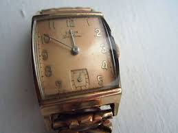 17 best images about elgin watches lady antiques earth alone earthrise book 1 vintage art deco elgin deluxe 10k rose gold filled man s wrist watch