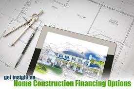 take your ideas to finance sources that specialize in home building and remodel financing with competitive