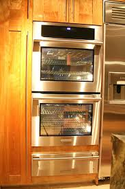 wall oven with warming drawer under bosch temperature oven warming drawer i94