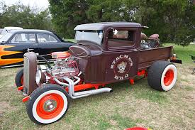 Primer Rods and Classic Trucks at the Lone Star Roundup! - Hot Rod ...