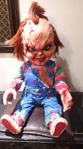 life size chucky doll life size chucky doll bride of chucky customize ebay
