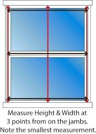 Measurement Window Measuring For A Replacement Window Bikerbear Co