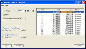 Year End Process In Sage 300 Erp – Sage 300 Erp – Tips, Tricks And ...