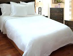 plain white duvet cover large size of solid white bedding full queen king cotton quilt scalloped