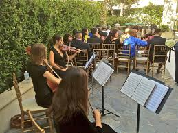 Los Angeles String Quartet Rossi Live Music Blog