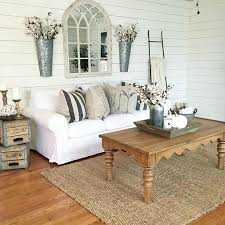 sofa table behind couch against wall. Mirror On The Wall Above A Sofa - Denise Modest Farmhouse Table Behind Couch Against H