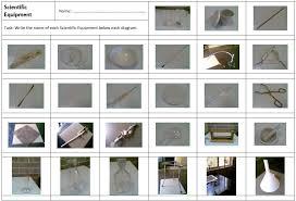 year  science skills   identifying science equipment