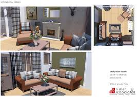 Fisher  Associates Ltd Interior Design Services - Show homes interiors