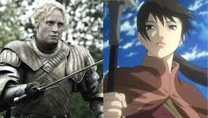 8 <b>anime</b> titles for your <b>Game of Thrones</b> fix