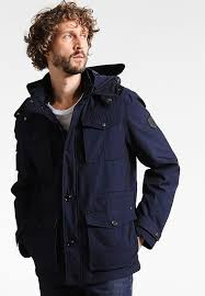 new sa tommy hilfiger brody winter jacket blue for men m93a6540
