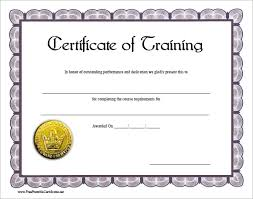 certificates of completion for kids free training completion certificate templates certificates office