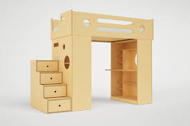 loft storage bed. dumbo loft bed with stairs loft storage bed
