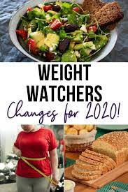 Weight Watchers New Program 2020 Plan Info Smileys Points