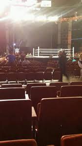 Honda Center Section 202 Row Ee Seat 5 Wwe Monday