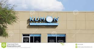 Kumon Math And Reading Kumon Math And Reading Success Editorial Stock Photo Image