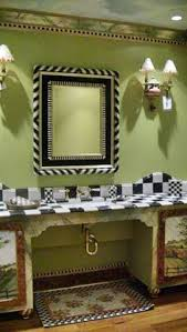 MacKenzie Child Design  Like The Mirror