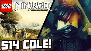 Ninjago: Season 14 Cole IN-HAND! (or at least a MOC proxy of one) ⛰️ -  YouTube