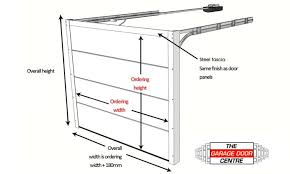 garage door sizeSingle Garage Door Size I65 About Elegant Small Home Decor