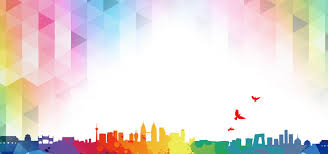 color background.  Background Cool City Flat Background Color On Color Background C