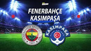 Canlı izle: Fenerbahçe - Kasımpaşa - Spor Haberleri