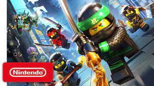 LEGO Ninjago Movie Video Game Launch Trailer - Nintendo Switch - YouTube