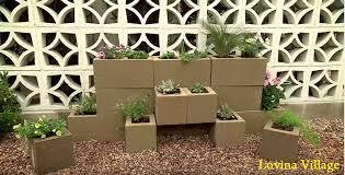cinder block garden wall. How To Build A Cinder Block Garden Wall