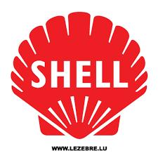 Sticker Shell Logo 1961 (3)