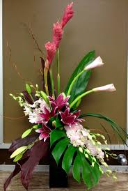 Tropical Design, Floral Designs, Flower Arrangements, Flower Arrangement, Floral  Arrangements, Floral Centerpieces