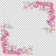 Flowers Border Png Image Free Download Searchpng Com